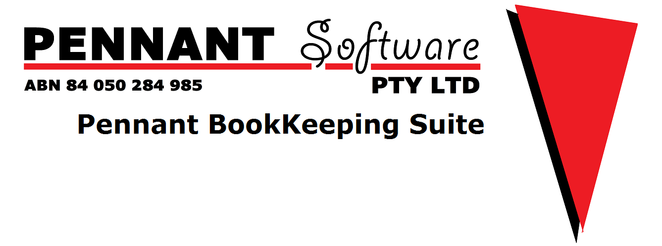 Pennant BookKeeping Suite